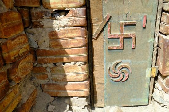 TRUTUKトゥルトゥクのヒンズー教寺院