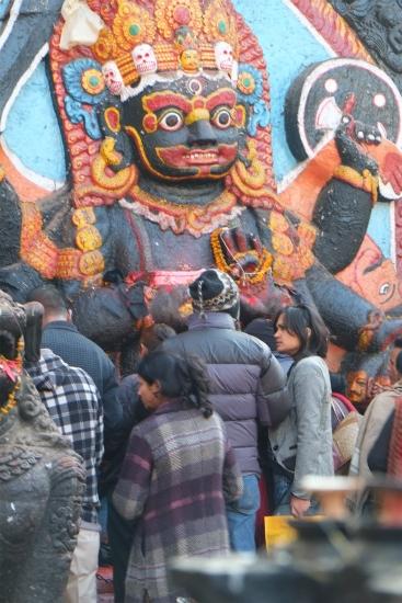 ヒンズー教の神様カーリー