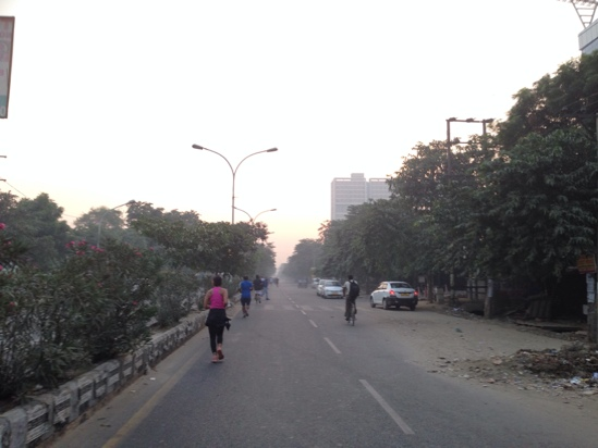 Noida Running And Living 10K