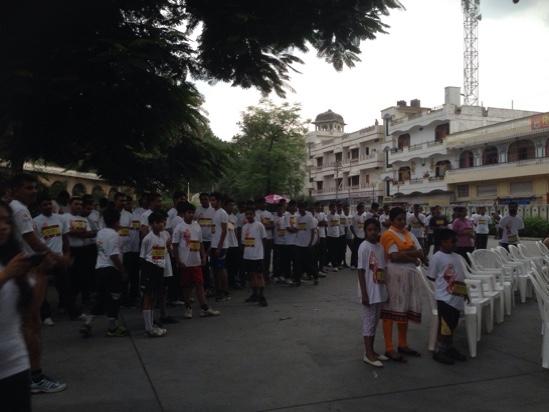 goheritagerun udaipur  世界遺産マラソン