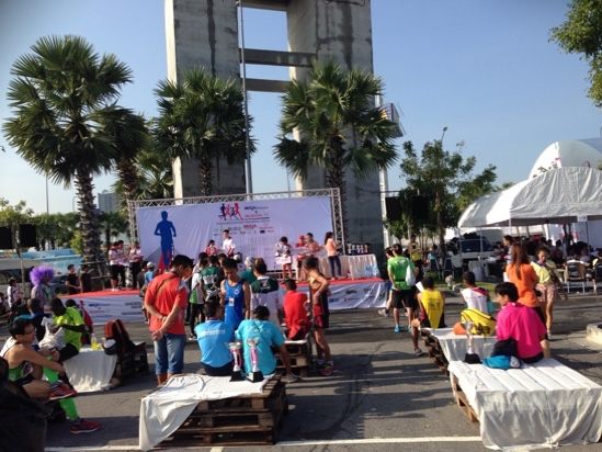 Mega Bang Na & Prudential International Half Marathon