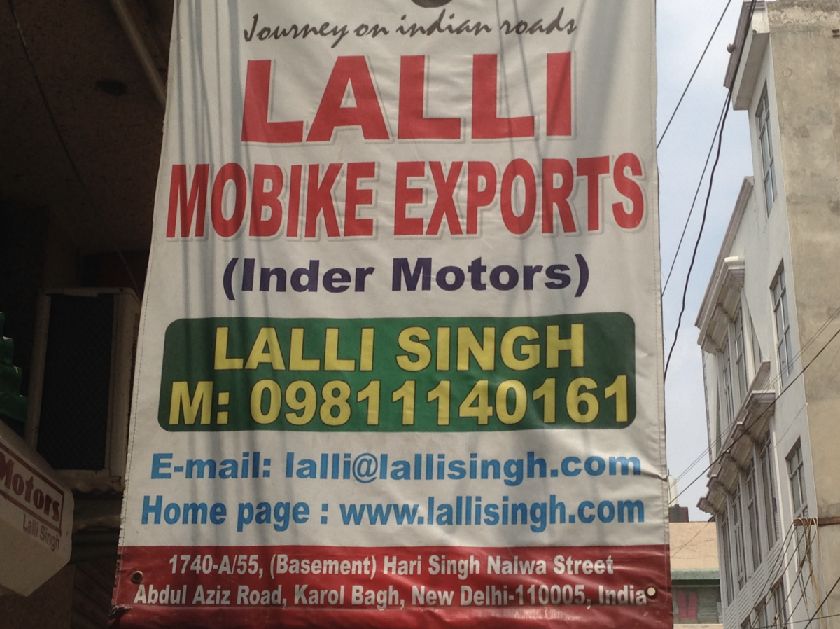 lalli shingh mobike exports