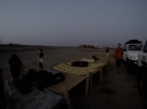 超過酷!ダナキル砂漠ツアー。¥