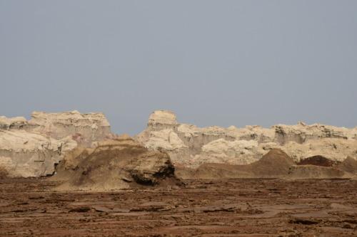超過酷!ダナキル砂漠ツアー ダロール火山別命ナメック星