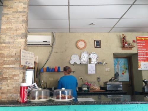 ベネズエラのカフェ