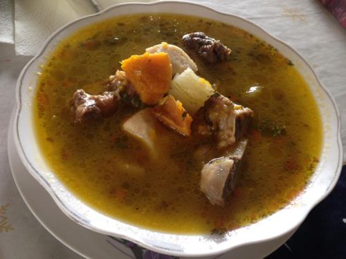 ベネズエラの家庭料理