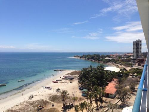 マルゲリータ島のホテルからの眺め