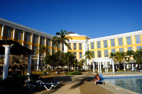 Hotel Hesperia Isla Margarita マルゲリータ島の高級リゾートホテル