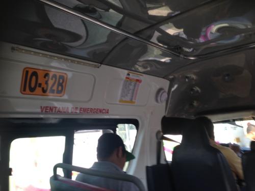 ペルーリマのバス
