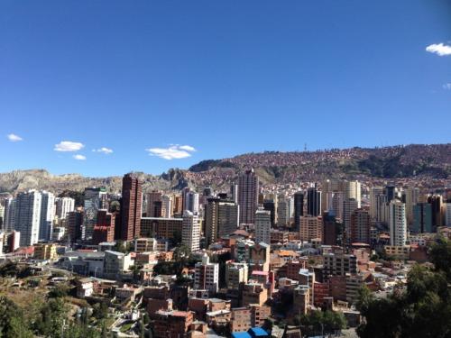 ラパスの街標高3600m!南米ボリビアのラパスでマラソン大会に出場。