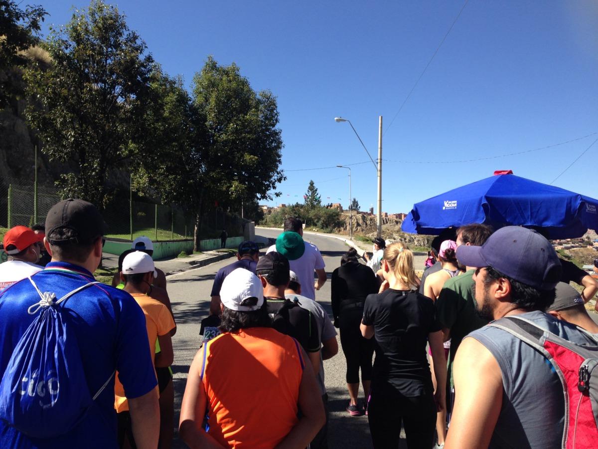 ボリビアのラパスでマラソン出場したらこうなる【標高3600m】
